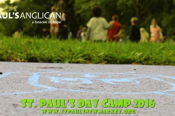 2016 St. Paul's Day Camp