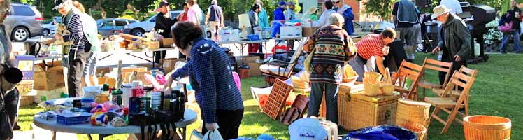 St. Paul's Garage Sale