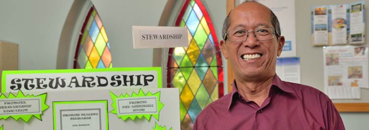 Stewardship at St. Pauls